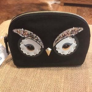 NWT Kate Spade owl small Marcy